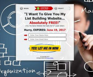 Get Free Leads and Build a List for Absolutely FREE!